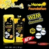 A1-012 Honey Foundation by B'secret 20 g. W2M กันแดดน้ำผึ้งป่า กันแดดละลายได้ Honey Foundation by Bsecret 20 g. W2M