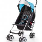 รถเข็นเด็ก Summer 3D-Lite Stroller Caribbean Blue