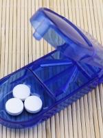 อุปกรณ์ตัดแบ่งเม็ดยา สินค้ามี 3สี