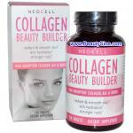 Neocell Collagen Beauty Builder 150 Tabs ช่วยให้ผิวขาว เนียนนุ่ม เพิ่มความยืดหยุ่นผิว ช่วยลดปัญหาเส้นผมเปราะบาง เล็บแตกเปราะง่าย