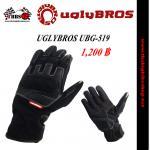 ถุงมือ หนังUglybros UBG-519