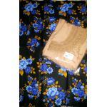 ชุดลำลองจัดชุด คอกระเช้าโครเชต์ใหญ่+ผ้าถุง