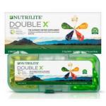 Nutrilie Double X Amway USA กล่องใหม่ สูตรใหม่ PhyoProtect นิวทริไลท์ ดับเบิ้ล เอ็กซ์ ช่วยเสริมวิตามิน เกลือแร่ ผักผลไม้ ที่จำเป็นในแต่ละวัน