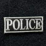 POLICE ดิ้น 9.5x3.8 ซม.