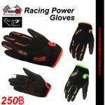 ถุงมือ Racing Power Gloves