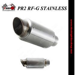 ท่อPR2 RF-G STAINLESS