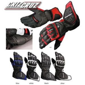ถุงมือ Komine Gk-100 Neo GP Gloves GLORIA
