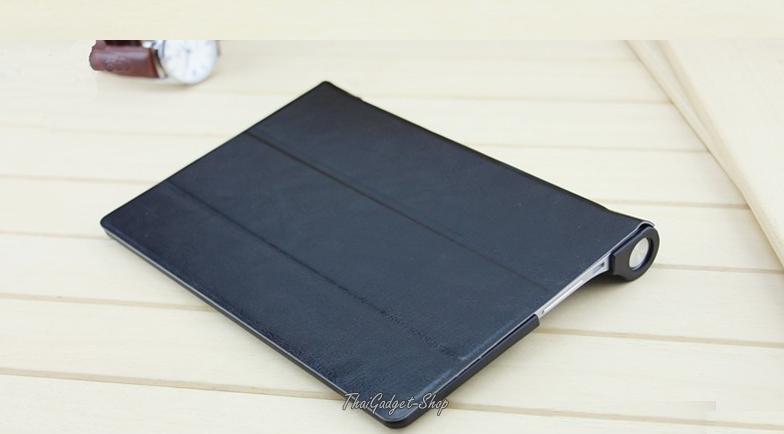 """เคส Lenovo YOGA 8"""" 830L / 830F Luxury Leather Case ตรงรุ่น"""
