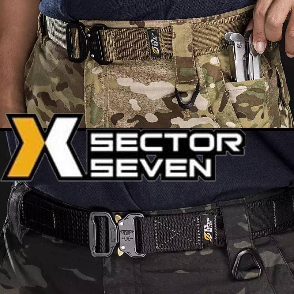 เข็มขัด Sector Seven (Original) หัว Cobra