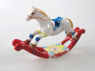 ม้าเซรามิค Ceramic Horse