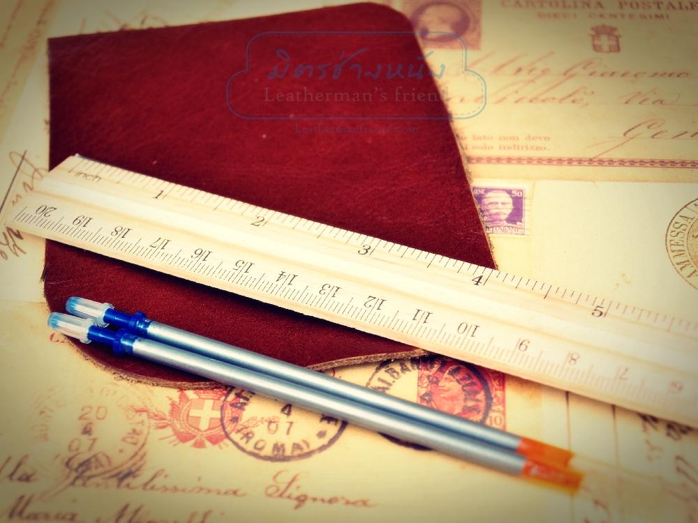 ปากกาคาร์บอน ใช้เขียนหนัง