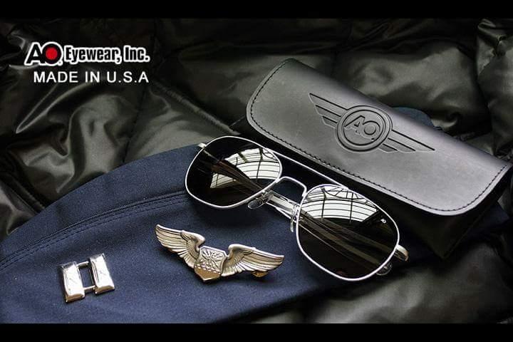 แว่นตา AO