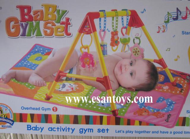 โมบายตั้งพื้น play Gym