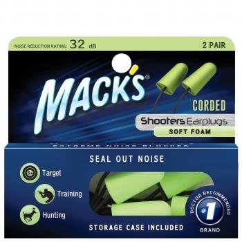 Ear Plugs อุดหู Corded Foam