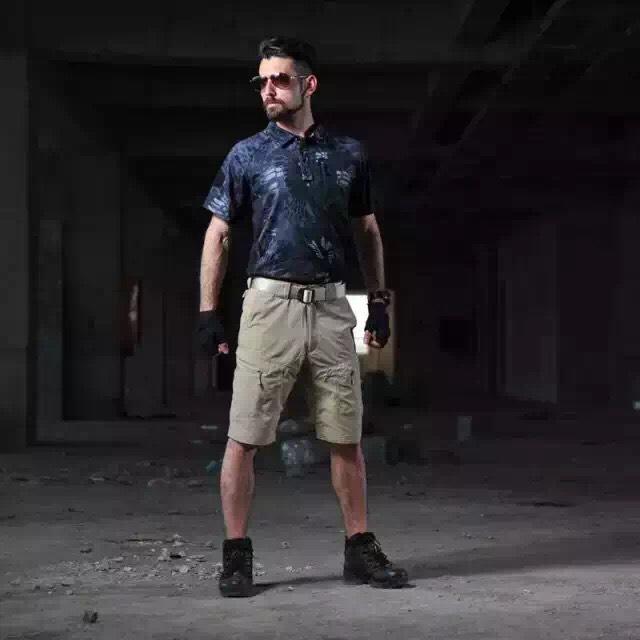 กางเกงขาสั้น Pave Hawk