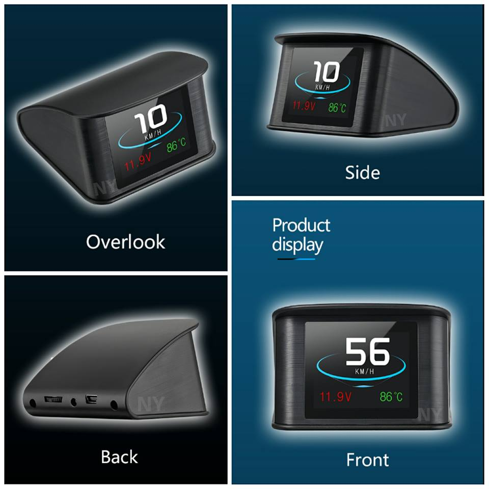 OBD Smart Digital Device