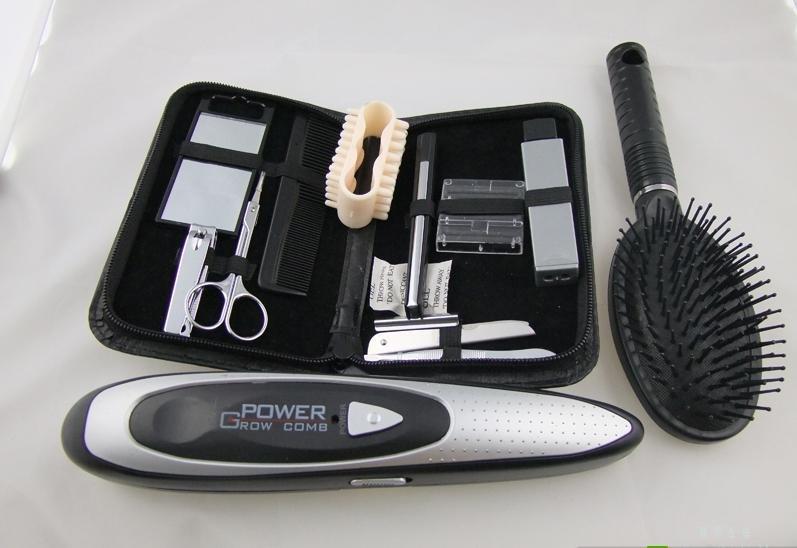 หวีเลเซอร์ Power Grow Comb ราคา 750 บาท ส่ง EMS ฟรีทั่วประเทศครับ