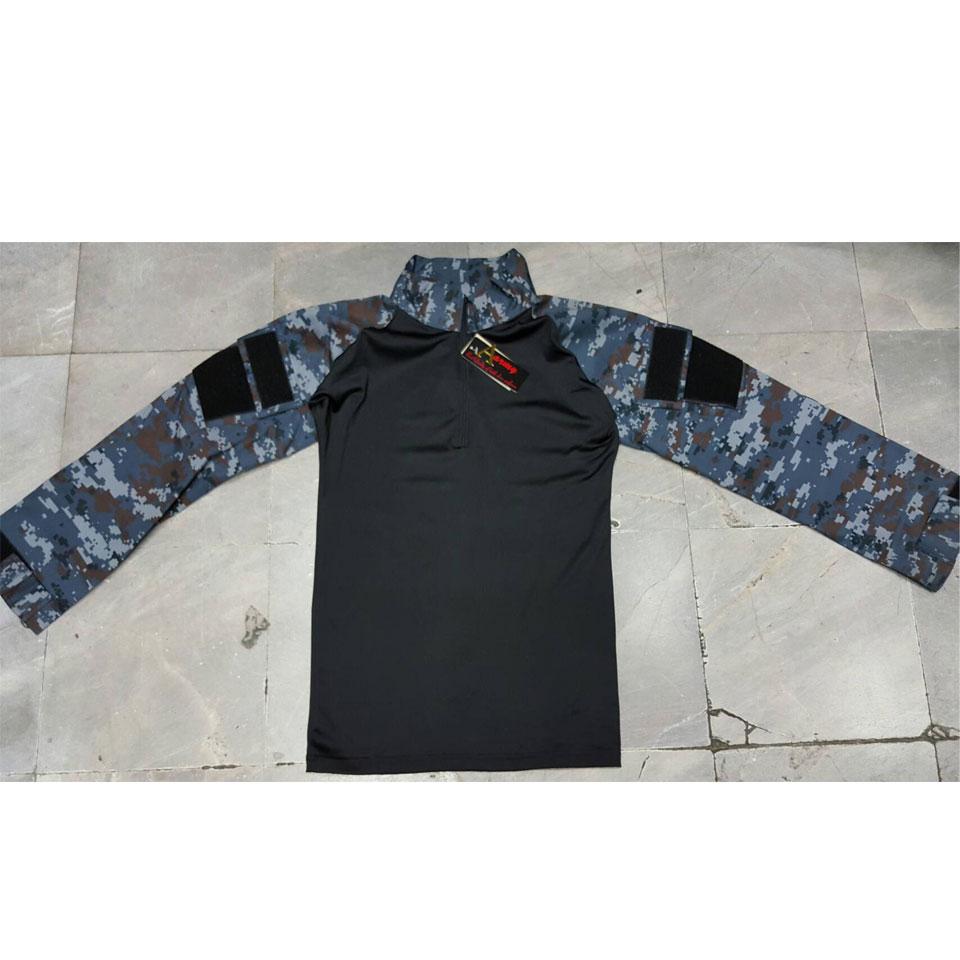 เสื้อ Combat Shirt ดิจิตอลทอ.