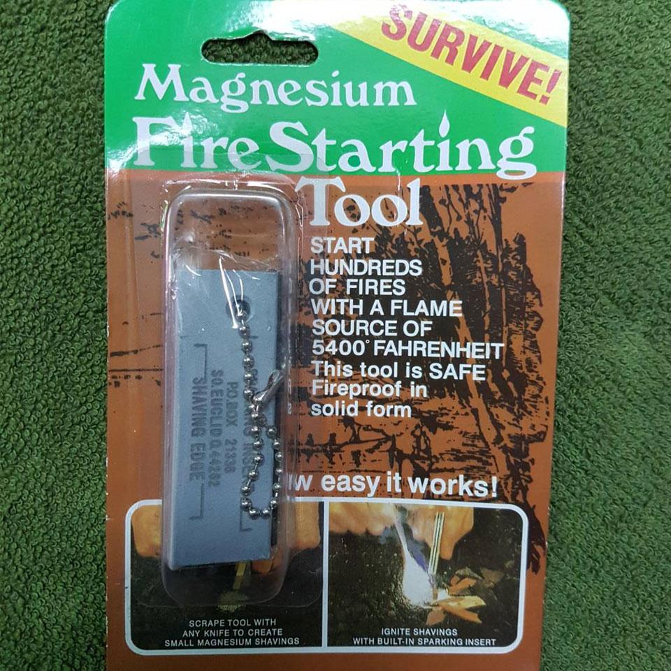 แท่งจุดไฟ Magnesium