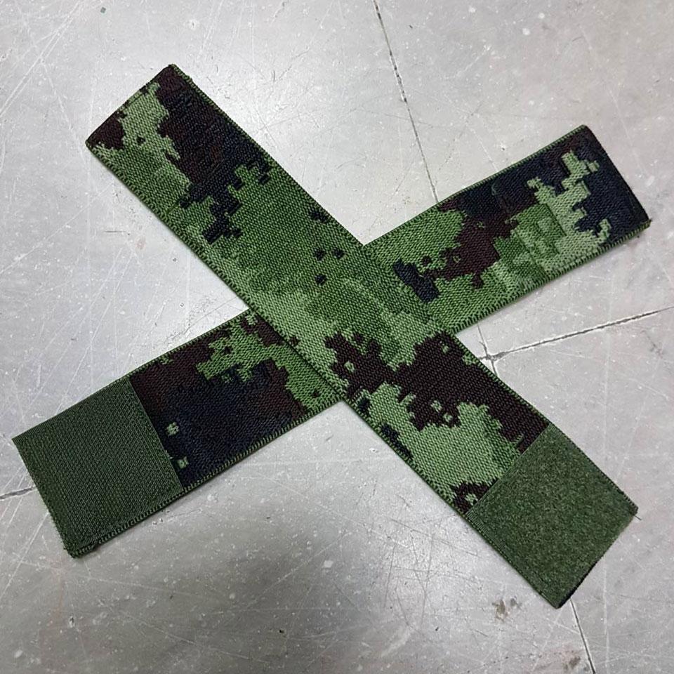 รัด Top อย่างดี Commando 3 สี (ดำ เขียว ดต.ทบ.)