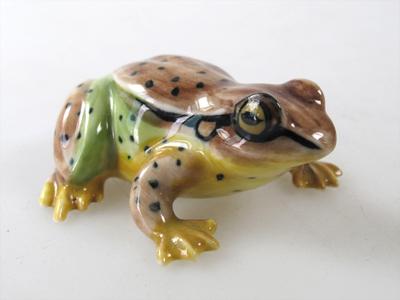 กบเซรามิค Ceramic Frog
