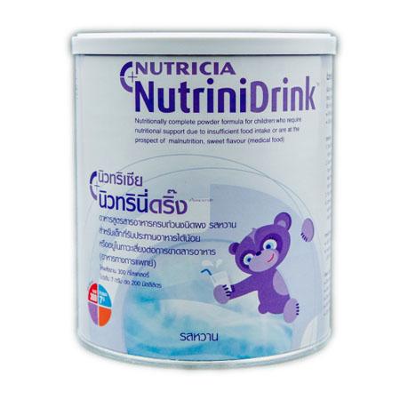 Nutrini Drink(Sweet) นมนิวทรินี่ (รสหวาน) 400g.