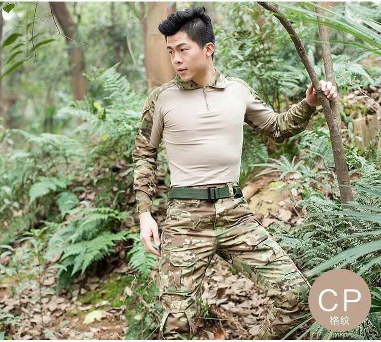 ชุด Combat Gen 2 มัลติแคม