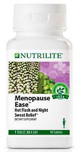 Nutrilite Menopause Ease (Black Cohosh) อาหารเสริมสำหรับผู้หญิงวัยทองโดยเฉพาะ Amway USA