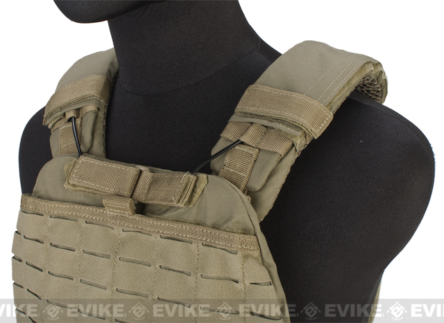 Plate Carrier Vest 5.11 ทราย