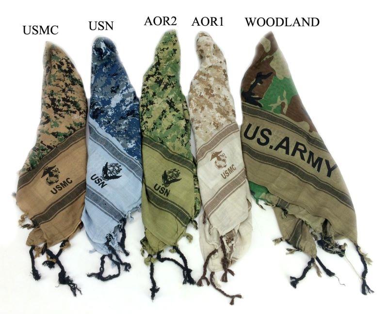 ผ้าชีมัค (Shemagh USMC)