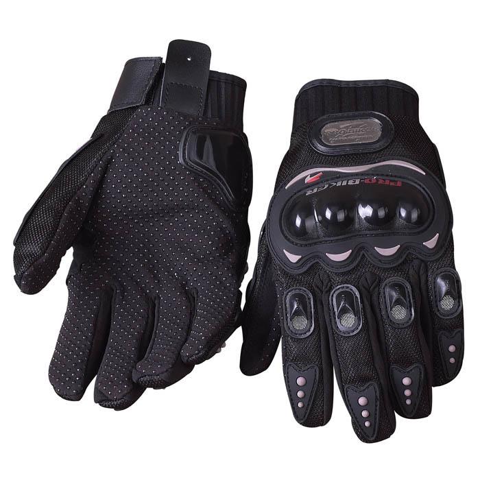 ถุงมือเต็มนิ้ว Pro-Biker