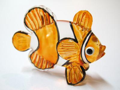 ปลาแก้ว Glass Figurine Fish