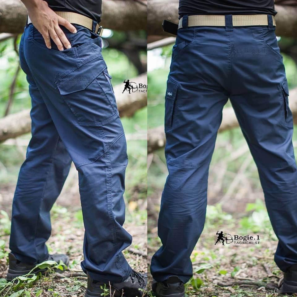 กางเกงโบกี้วัน IX9 สีกรมท่า