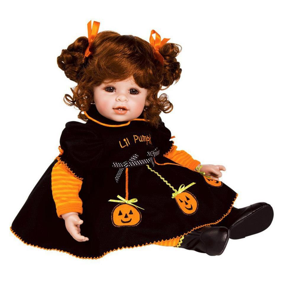 ตุ๊กตาอโดรา / Jolly Jack-O-Lantem