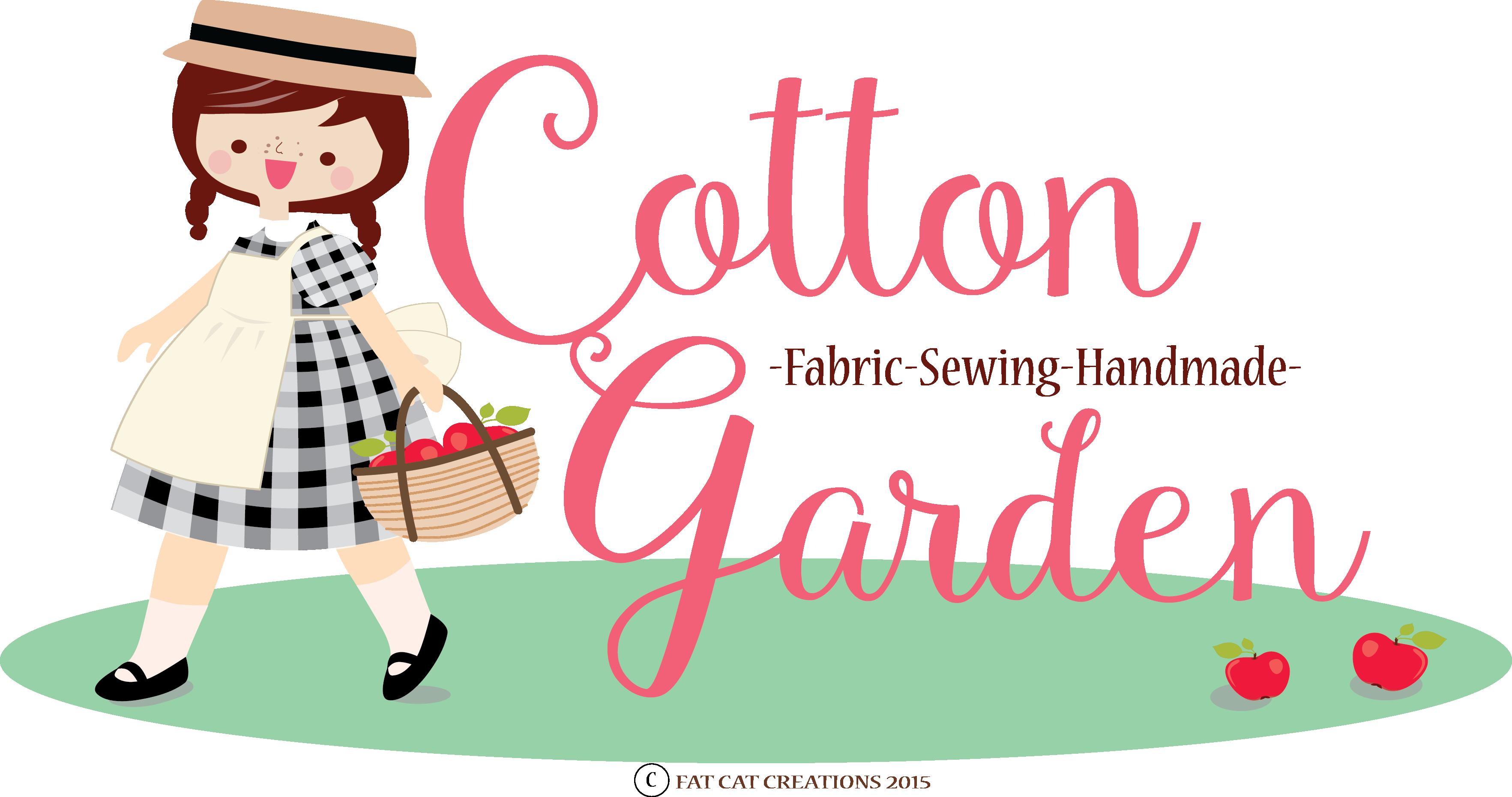 CottonGarden:ผ้าญี่ปุ่น กระเป๋าผ้าญี่ปุ่น
