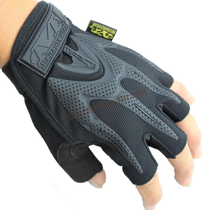 ถุงมือครึ่งนิ้ว Mechanix NO.2