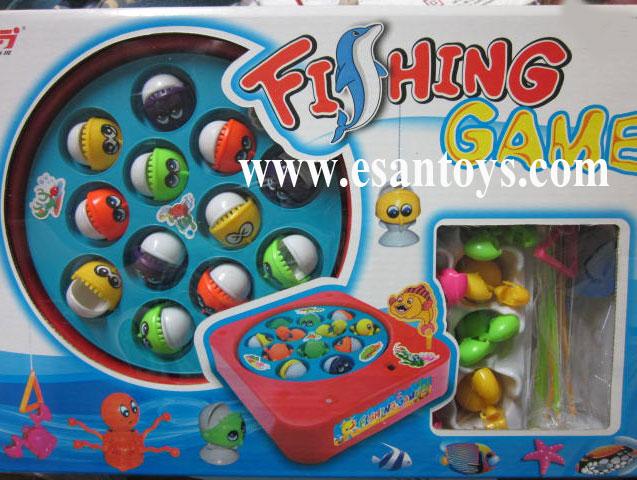 เกมส์ตกปลาปู