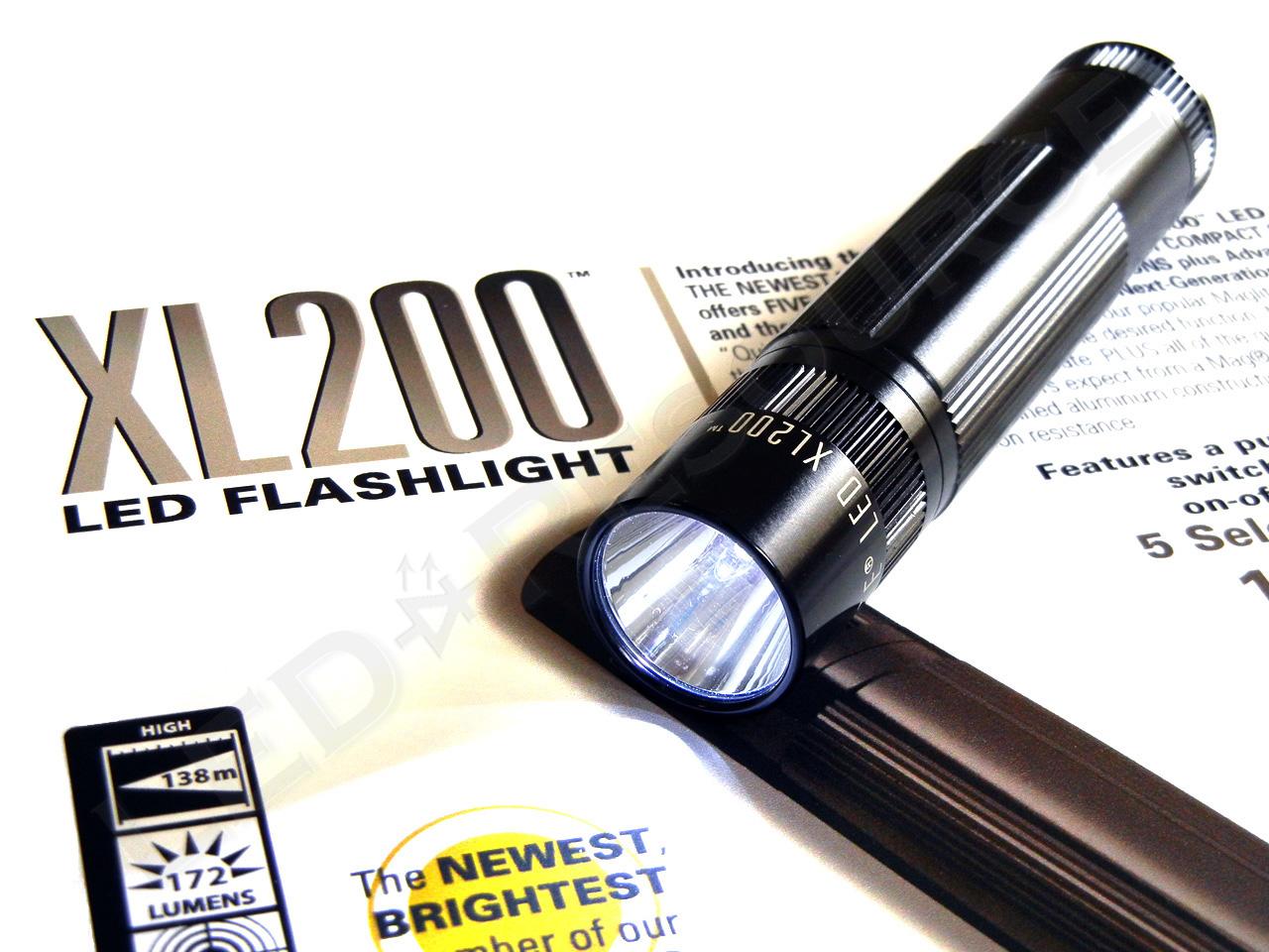 Maglite® XL200™ LED Flashlight