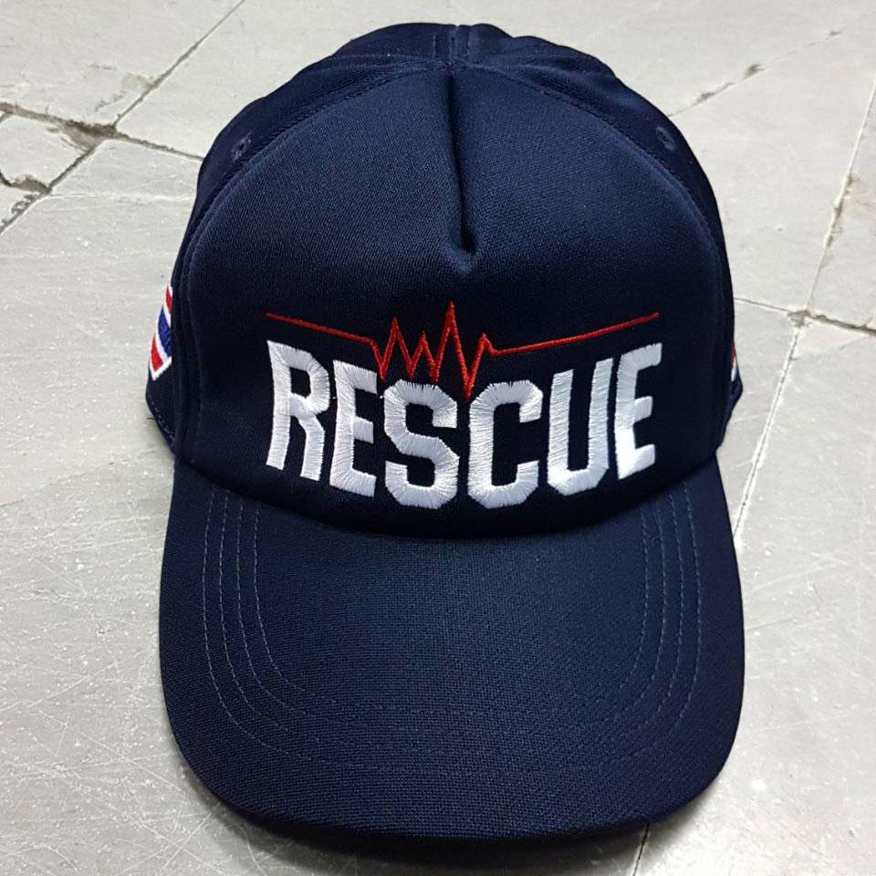 หมวกแก็ป กรมท่า RESCUE