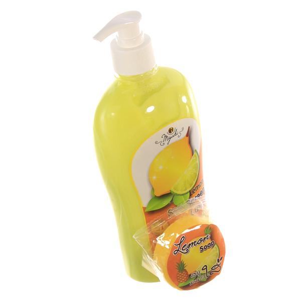 โลชั่นกันแดดมะนาวใส Lemon Sun Screen Lotion + สบู่มะนาวใส
