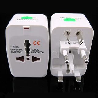 (#ขายส่ง) ปลั๊กท่องเที่ยว หัวแปลงรอบโลก Universal adapter plug