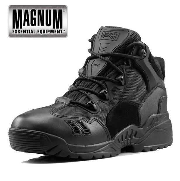 รองเท้า Magnum ข้อสั้น (ดำ ทราย)