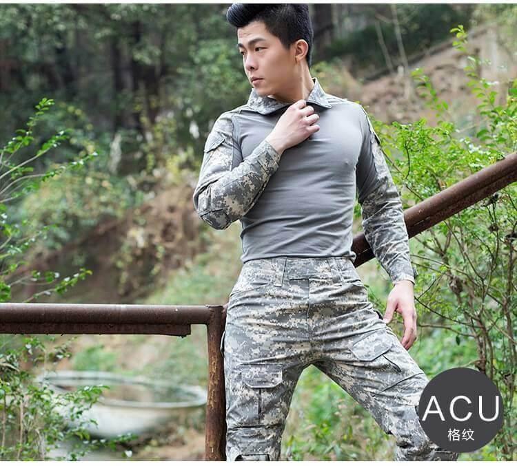 ชุด Combat Gen 2 ลาย ACU