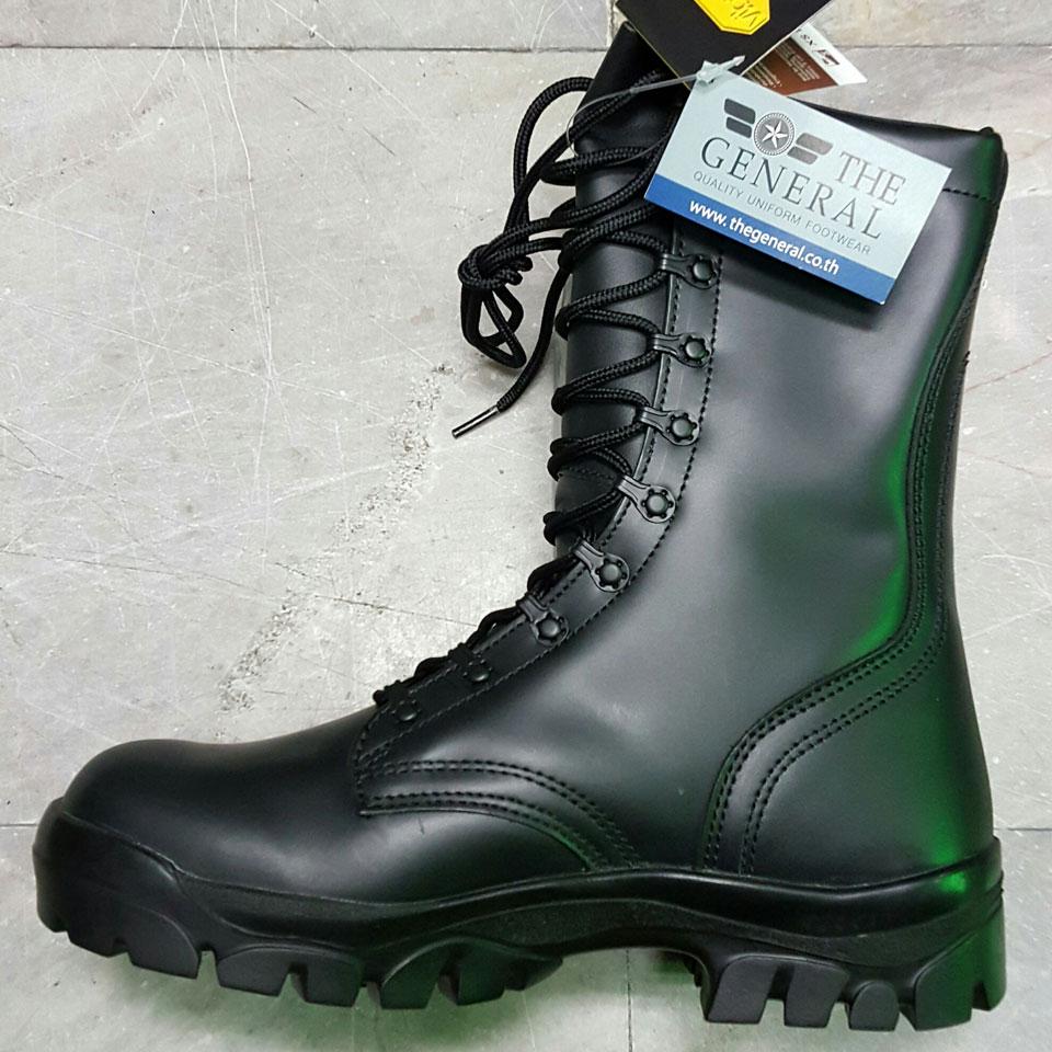 รองเท้าคอมแบต General พื้น Vibram