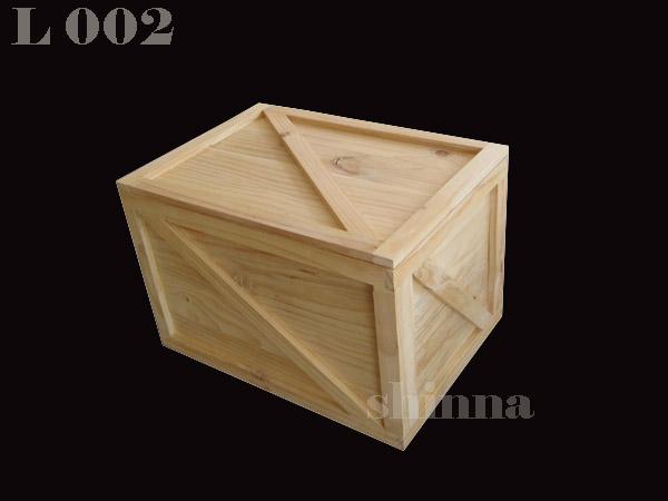 กล่องไม้แท้เก็บแผ่นเสียง 34x50 cm