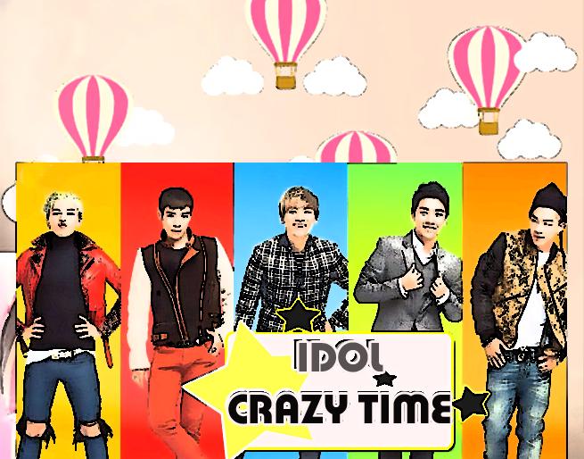 IdolCrazytime รวมสินค้าแฟชั่นไอดอลศิลปินซูเปอร์สตาร์คนดังไว้ที่เดียว