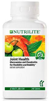 NUTRILITE Joint Health ป้องกันโรคข้อเข่าเสื่อม บำรุงไขข้อ ลดอาการปวดข้อต่างๆใน 7 วัน Amway USA