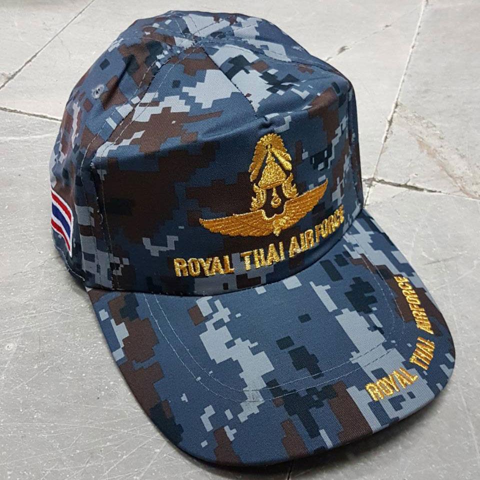 หมวกแก็ป ทหารอากาศ