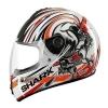 หมวกกันน็อค SHARK รุ่น S600 CHUKA CHUKA / WRO