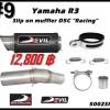 ท่อ Yamaha R3/MT-03 Devil Slip on muffler D5C Racing #9